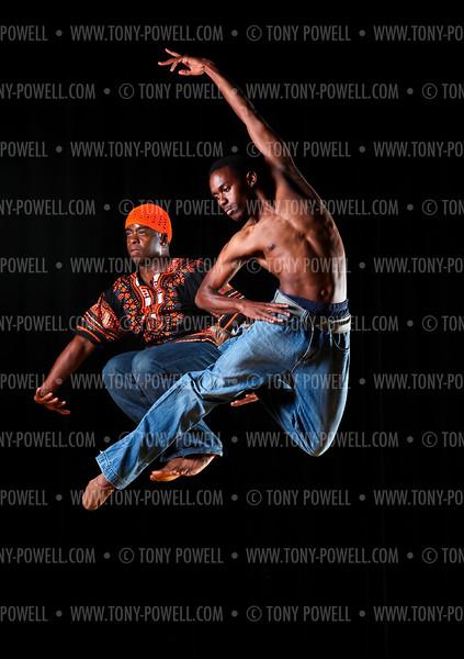 3 Dancers Photos for Press