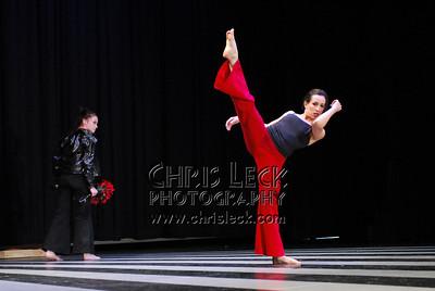 Las Pléyades Danza Contemporanea