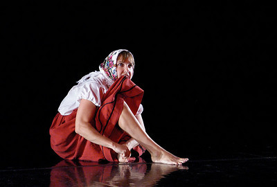 Heidi Nelson in Agnieszka Laska's 'Dreams of a Dancer'