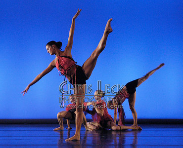 """""""Voices and Echoes"""" performed by Agnieszka Laska Dancers."""