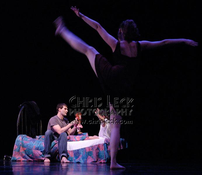 """Winter Solstice"" performed by Agnieszka Laska Dancers and Trio Spektrum"