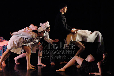 """Winter Solstice"" performed by Agnieszka Laska Dancers and Trio Spektrum"