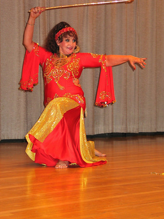 3-26-04 Layla School Show