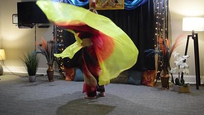 Amara Al Amir in Wings