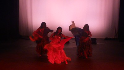 Fan Dance Baladi Tablao by Marcos Otero