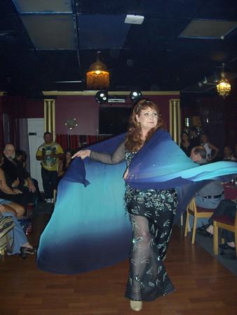 Mazika Lounge NY 7-30-10