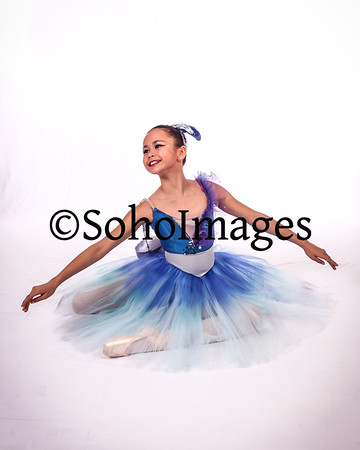 America's Ballet Cinderella Portraits 2016