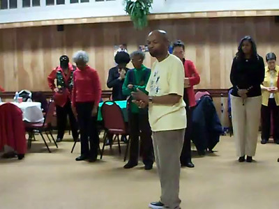 Arabelle Steppers Holiday Party