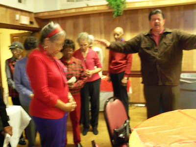 Arabelle's Steppers Holiday Party December 2012