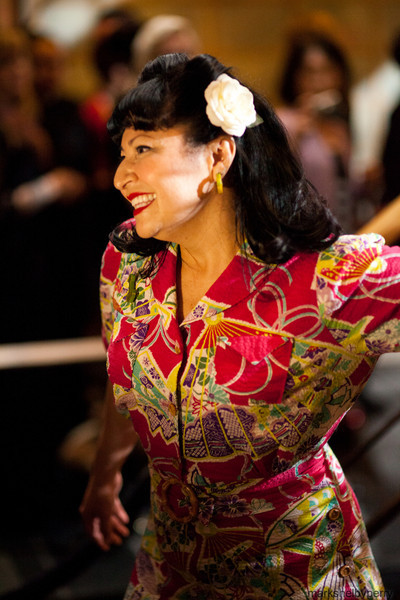 Art Deco Japan by Dances of Vice, with the Japan Society, the Kuni Mikami Jazz Quintet and Allure Original Styles, May 2012