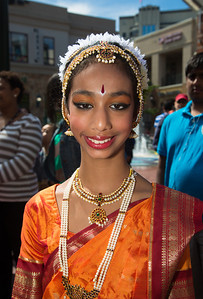 Rini (age 12) of the  Kalavardhi Dance (Herndon, Va)