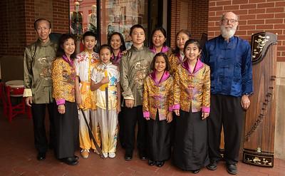 Fiesta Asia Silver Spring; The Alice Gu-Zheng Ensemble