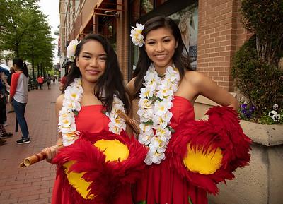 Fiesta Asia Silver Spring, Tepua Hio Hio Polynesian Entertainment