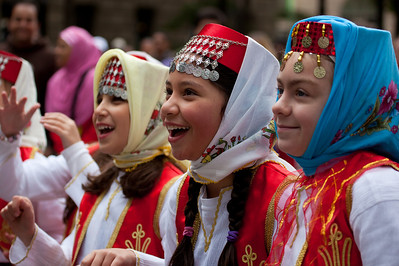 Washington DC Turkish Folkdance Children's Troupe