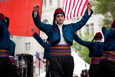 Ankara Folk Dance and Music Ensemble (FOMGET)