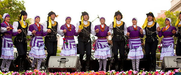 Ankara Folk Dance and Music Ensemble (FOMGET)