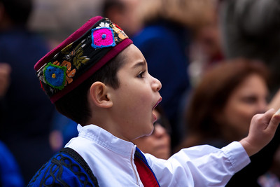 Washington DC Turkish Folkdance Children's Troupe
