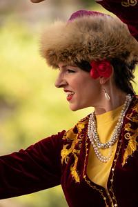 DC Turkish Festival; Silk Road Dance Company