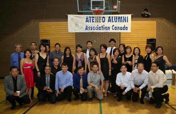 Ateneo Alumni Association Canada Dinner Dance