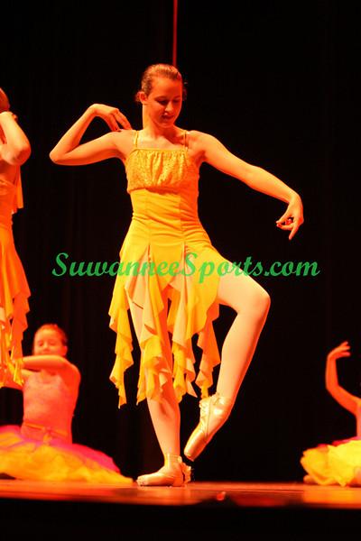 Audience of One Dance Studio - Panama City Florida - Dance Show 2010 - Late Show