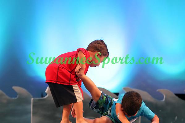 Audience of One Dance Studio - Panama City Florida - Dance Show 2012 - Early Show
