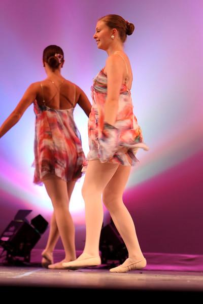 Audience of One Dance Studio - Panama City Florida - Dance Show 2012 - Late Show
