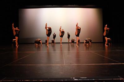 Avon Dance Recital December 2012