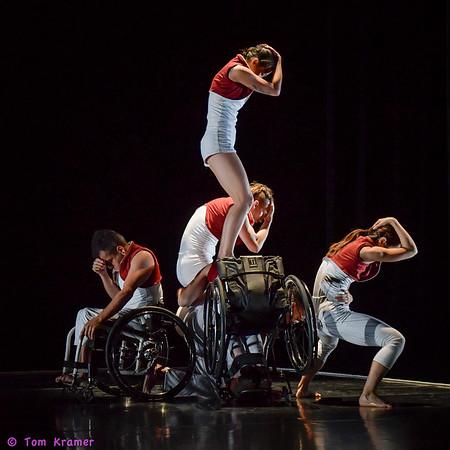 Axis Dance Company 2018