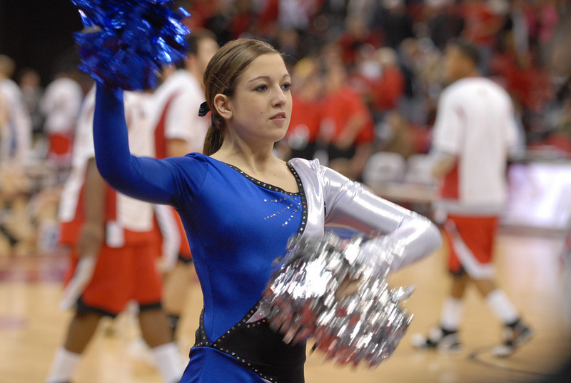 Lancerettes BBall B State 2008 160