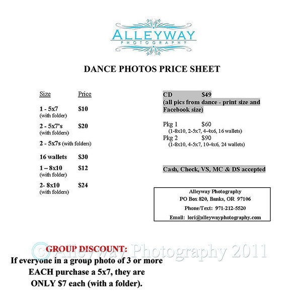2013_BHS Prom Photo Price Sheet_web