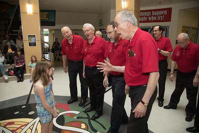 Arlingtones Barbershop Chorus, 8th Annual Move Me Festival