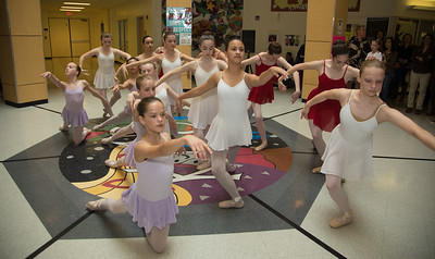 Adagio Ballet and Dance School, 8th Annual Move Me Festival