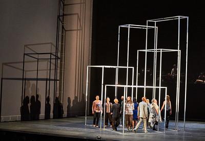 Choreographers Sidi Larbi Cherkaoui and Damien Jalet explore the obstacles to communication