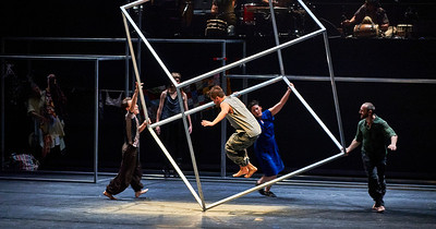 Babel - Lincoln Center - NY Times