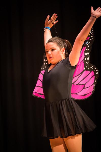 Ballet Butterflies
