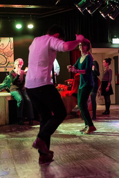 Balkancafé Platformtheater - januari 2014