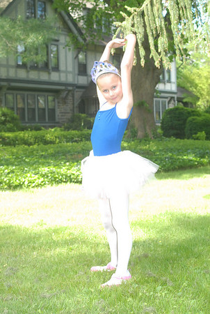 Ballet Class Pictures 5/23/08