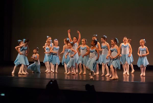 Ballet II GC springConcert 2011