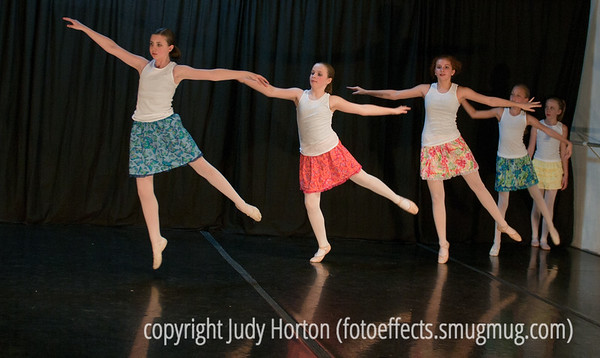 Ballet Performance, June, 2011