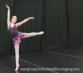 Ballet Performance, March, 2011