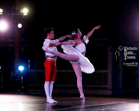 Ballet Under the Stars 2015