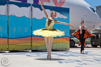 A Prairie Tale, Ballet in the Park ~ Ballet Wichita 2013