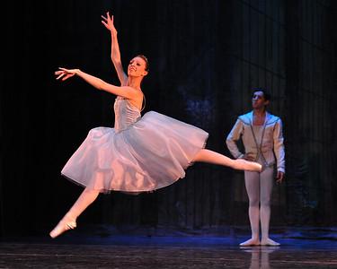 Cinderella, Firebird, ION Dance, Ballet in the Vines 2011-2012