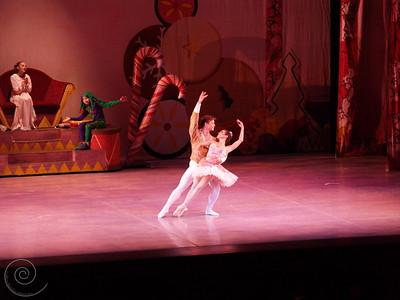 Ballet Wichita, Nutcracker 2007, choreographed by Jill Landrith Ewonus, Sugar Plum