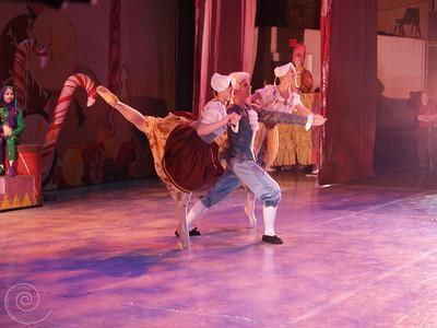 Ballet Wichita, Nutcracker 2007, Mirliton Variation