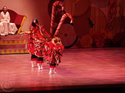Ballet Wichita, Nutcracker 2007, Chinese Variation