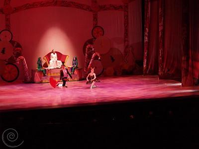 Ballet Wichita, Nutcracker 2007, choreographed by Jill Landrith Ewonus, Spanish Variation