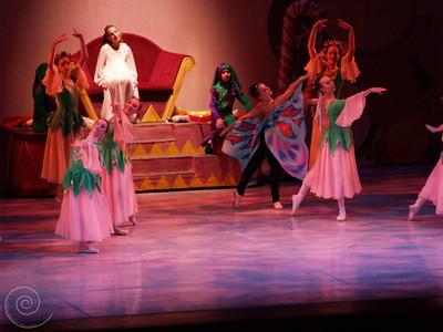 Ballet Wichita, Nutcracker 2007, choreographed by Jill Landrith Ewonus, Waltz of the Flowers