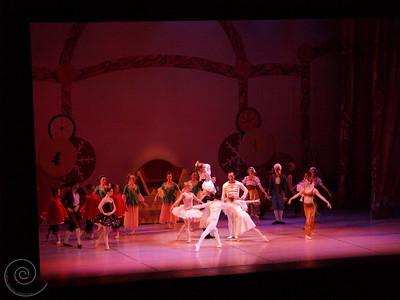Ballet Wichita, Nutcracker 2008, Apotheosis