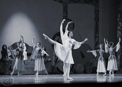 Ballet Wichita, Nutcracker 2009, choreographed by Jill Landrith Ewonus, Waltz of the Flowers